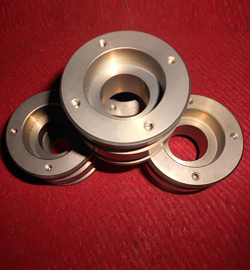 Vacuum heat treatment parts
