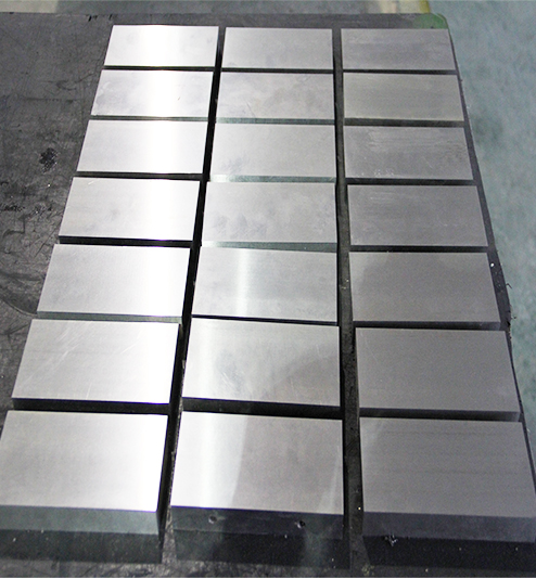 qinhuangdaoFine grinding plate SKD11