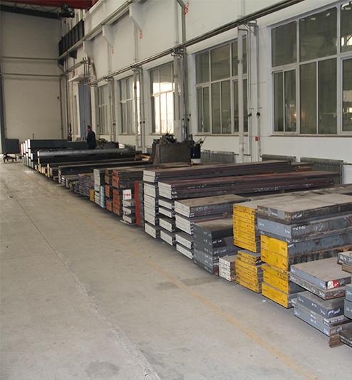 Mould steel flat